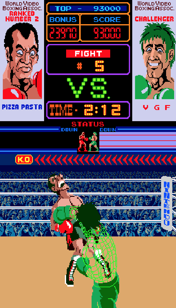 the evolution of punch out stone age gamer